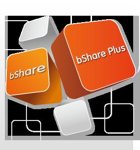 bShare - bShare Plus